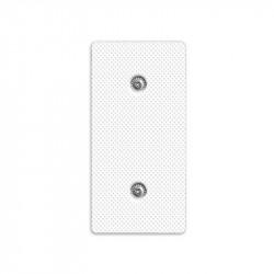 2 Electrodos rectangulares...